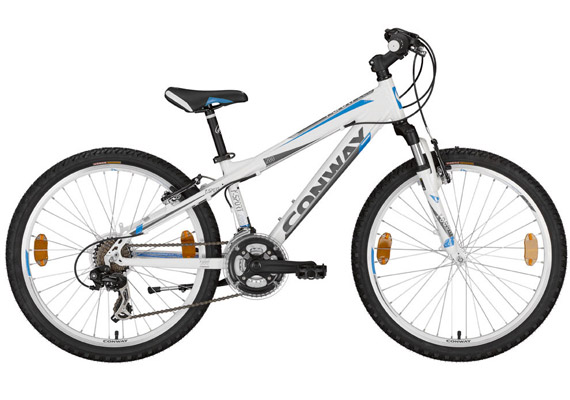 Conway MS 200 Mountainbike 20 Zoll weiss/blau Modell 2013<br />                                 Angebots Preis: 279,90,-EUR*****UVP 319,90,-EUR.